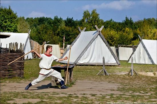 The Kievan Rus Park, Ukraine view 2