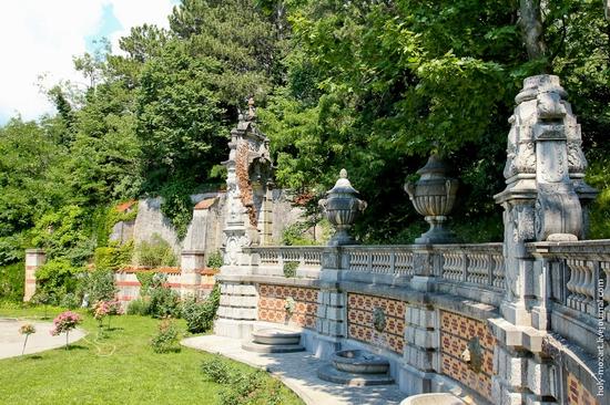 Massandra Palace, Yalta, Crimea view 13