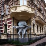Charming architecture of Odessa