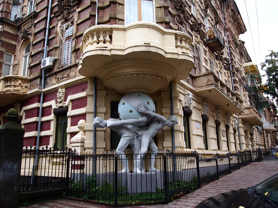 Odessa Ukraine  City new picture : Charming architecture of Odessa · Ukraine travel blog