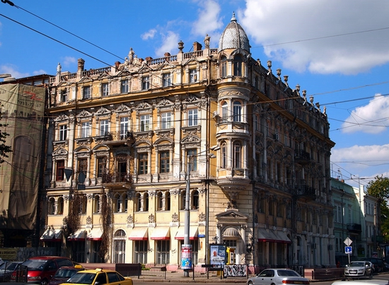 Odessa city, Ukraine architecture view 11