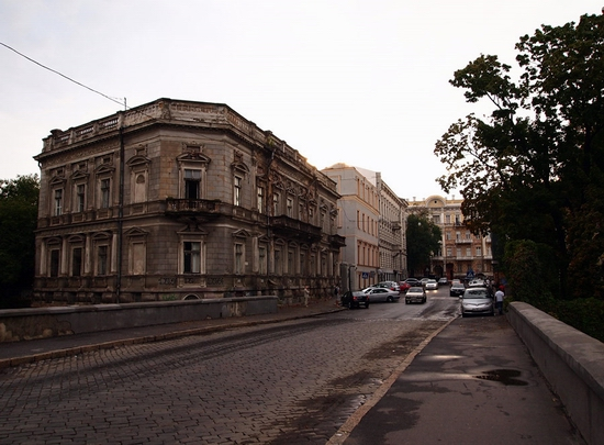 Odessa city, Ukraine architecture view 5