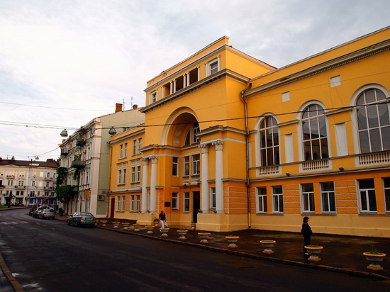 Odessa city, Ukraine architecture view 6