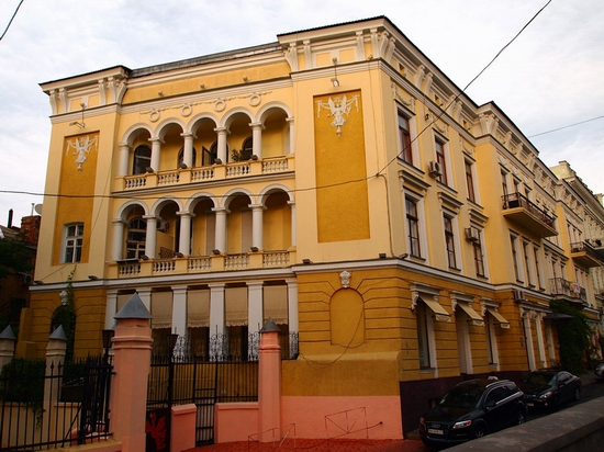 Odessa city, Ukraine architecture view 7