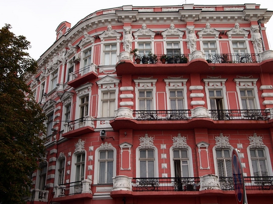 Odessa city, Ukraine architecture view 8