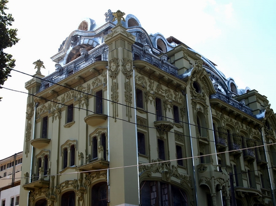 Odessa city, Ukraine architecture view 9