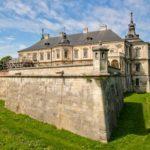 Podgoretsky Castle – fortified Renaissance palace
