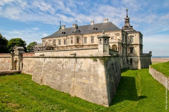 Podgoretsky Castle, Lviv oblast, Ukraine view 1