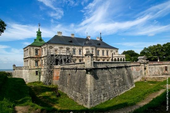 Podgoretsky Castle, Lviv oblast, Ukraine view 11