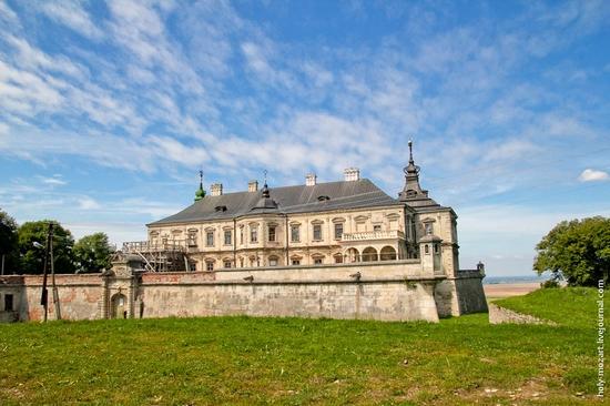 Podgoretsky Castle, Lviv oblast, Ukraine view 2