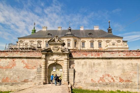 Podgoretsky Castle, Lviv oblast, Ukraine view 3