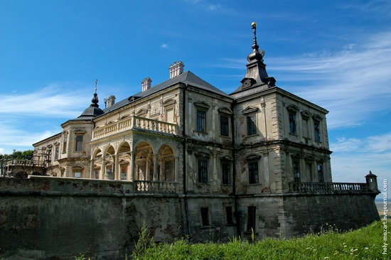 Podgoretsky Castle, Lviv oblast, Ukraine view 9