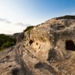 Eski-Kermen – medieval underground city
