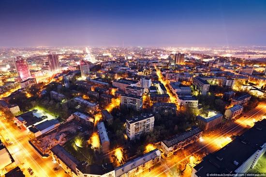 Kiev night time view 13