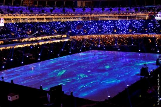 NSC Olympic, Euro-2012 stadium, Kiev, Ukraine view 13