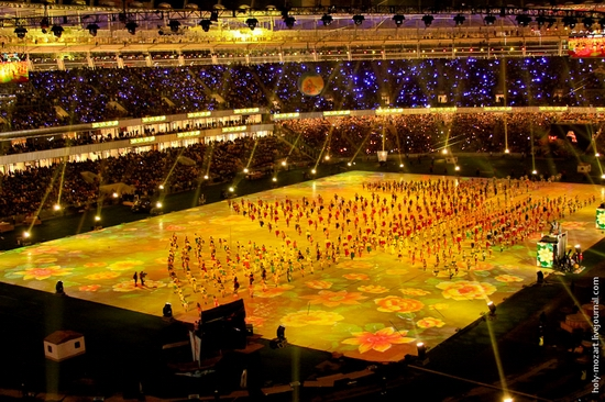 NSC Olympic, Euro-2012 stadium, Kiev, Ukraine view 14