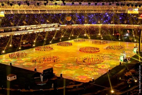 NSC Olympic, Euro-2012 stadium, Kiev, Ukraine view 15