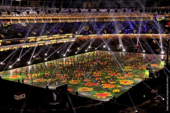 NSC Olympic, Euro-2012 stadium, Kiev, Ukraine view 16