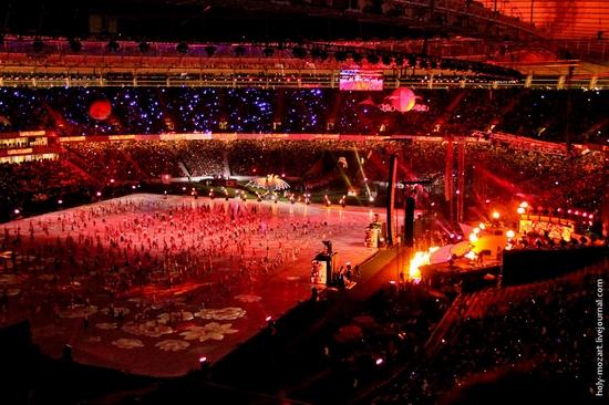 NSC Olympic, Euro-2012 stadium, Kiev, Ukraine view 17