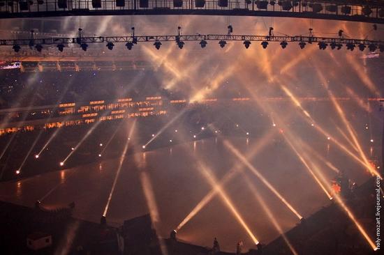 NSC Olympic, Euro-2012 stadium, Kiev, Ukraine view 19