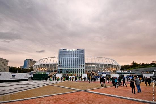 NSC Olympic, Euro-2012 stadium, Kiev, Ukraine view 2