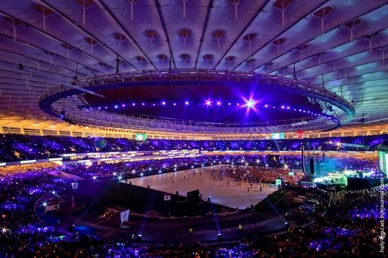 NSC Olympic, Euro-2012 stadium, Kiev, Ukraine view 21