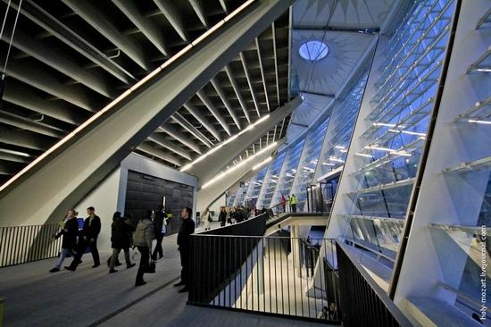 NSC Olympic, Euro-2012 stadium, Kiev, Ukraine view 8