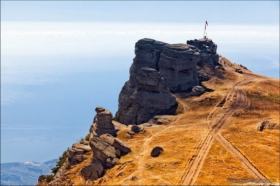The Valley of Ghosts, Alushta, Crimea, Ukraine view 11