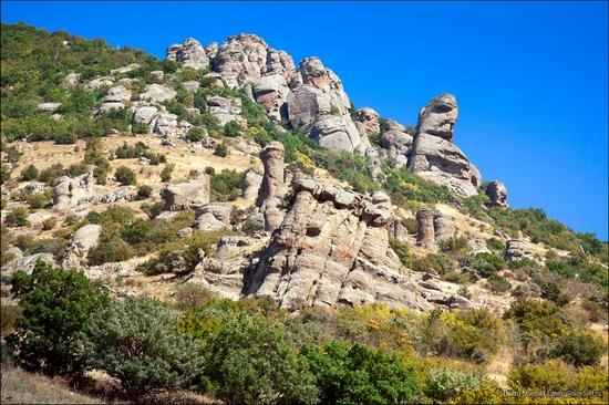The Valley of Ghosts, Alushta, Crimea, Ukraine view 13