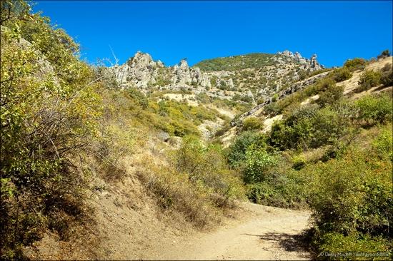 The Valley of Ghosts, Alushta, Crimea, Ukraine view 14