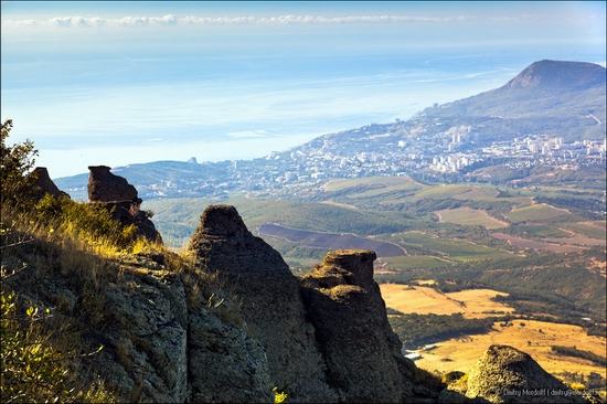 The Valley of Ghosts, Alushta, Crimea, Ukraine view 6