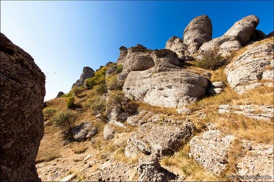 The Valley of Ghosts, Alushta, Crimea, Ukraine view 9