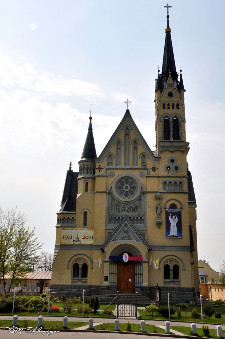 Southwest Sioux City church constantly adapts in order to be able to keep services typical together with safe roman-catholic-church-fastiv-ukraine-view-1