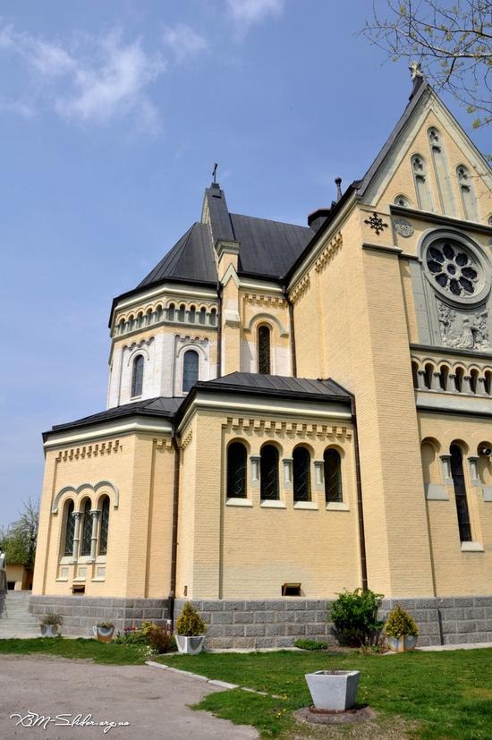 Roman Catholic Church, Fastiv, Ukraine view 5