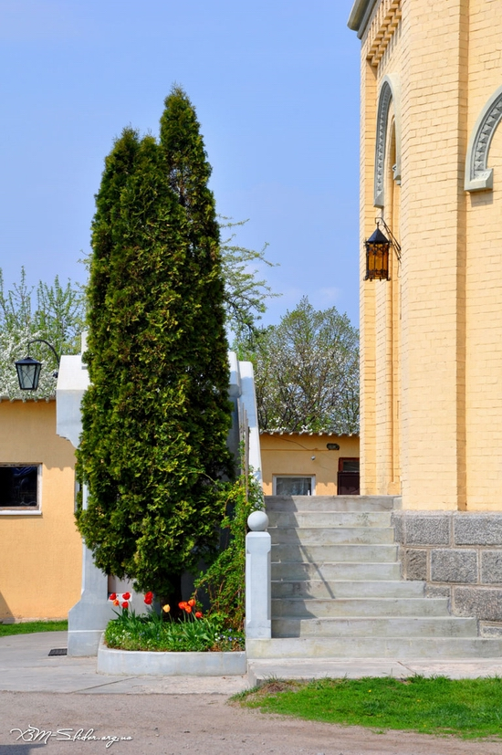 Roman Catholic Church, Fastiv, Ukraine view 6