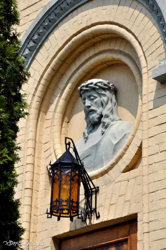 Roman Catholic Church, Fastiv, Ukraine view 7