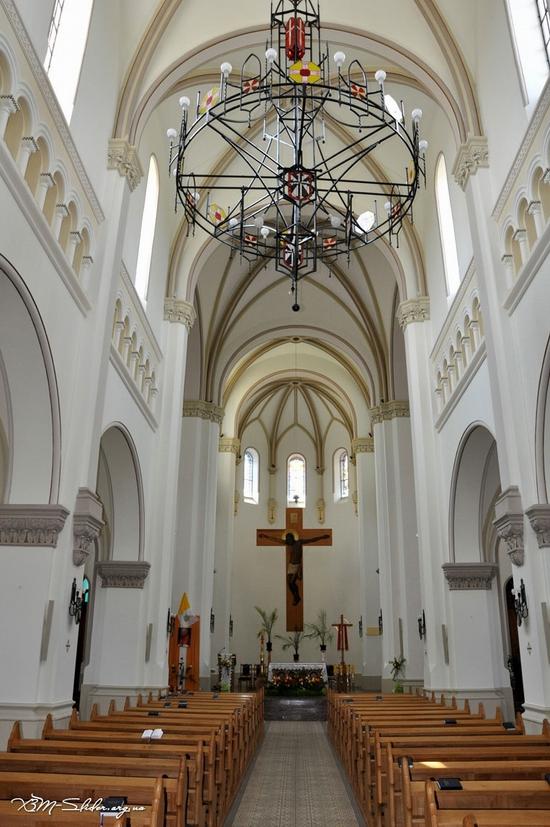 Roman Catholic Church, Fastiv, Ukraine view 9