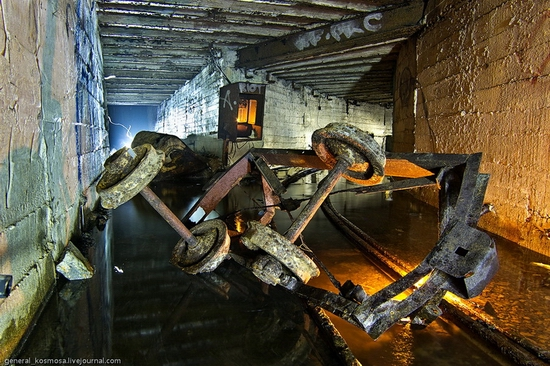 Underground Odessa, Ukraine view 1