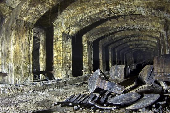 Underground Odessa, Ukraine view 14