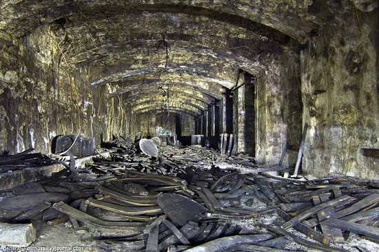 Underground Odessa, Ukraine view 15