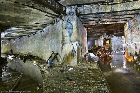 Underground Odessa, Ukraine view 3