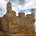 Yeni-Kale – ancient Ottoman fortress in the Crimea