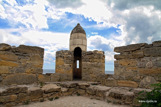 Yeni-Kale fortress, Crimea, Ukraine view 6