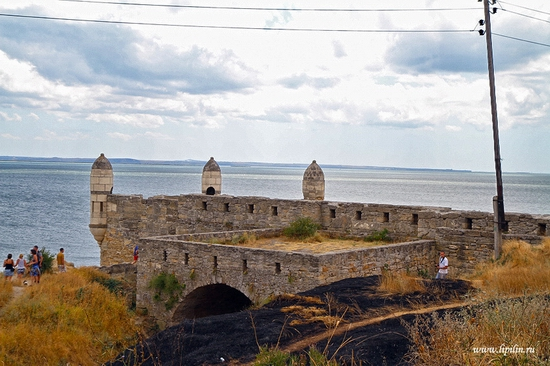Yeni-Kale fortress, Crimea, Ukraine view 7