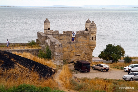 Yeni-Kale fortress, Crimea, Ukraine view 8