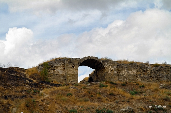 Yeni-Kale fortress, Crimea, Ukraine view 9