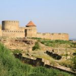 The largest medieval fortress in Ukraine