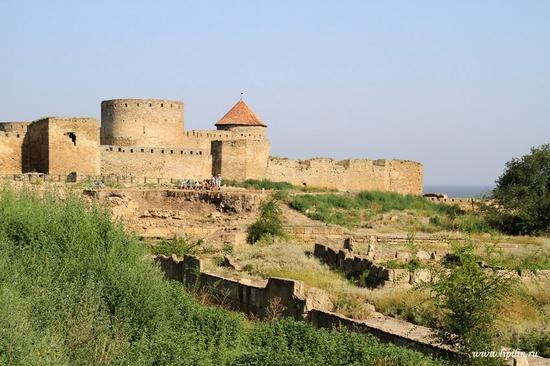 Akkerman fortress, Belgorod-Dnestrovskiy, Ukraine view 1