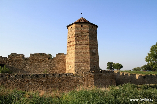 Akkerman fortress, Belgorod-Dnestrovskiy, Ukraine view 3