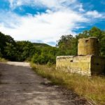 Abandoned storage of nuclear weapons Feodosia-13